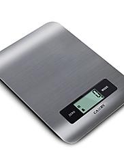 Xiangshan ek9210k vysoce kvalitní elektronická kuchyňská váha z nerezové oceli pečení váha 5 kg
