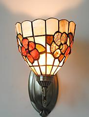 antička nadahnut zid svjetlosti u Tiffany stilu - cvjetnim uzorkom