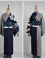 inspirovaný bakumatsu rockových shinsaku Takasugi cosplay kostýmy