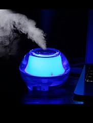 ミニクリスタルアロマUSB加湿小さな常夜灯加湿器