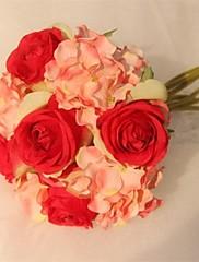 ramos de novia elegante boda color de rosa bonito (más colores)