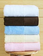 バスタオル純色 高品質 コットン100% タオル