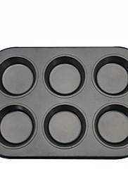 ケーキパン用耐熱皿高品質炭素鋼ベーキングモールド