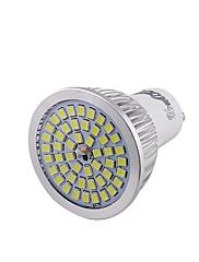 6W GU10 LED bodovky 48 SMD 2835 600 lm Chladná bílá Ozdobné V 1 ks