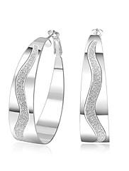 Dámské Náušnice - Kruhy ŠperkyZákladní design Jedinečný design Tetování Geometrický kruh přátelství turečtina luxusní šperky Velké šperky