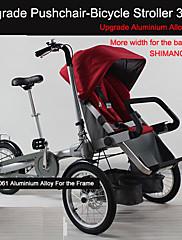 """nadograditi aluminijski okvir legure Shimano stražnja kočnica kolica-bicikl ruituo ™ prijevoz kabriolet kolica 16 """"bicikl 3 u 1"""