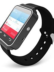 Uwell - T501 - ウエアラブルデバイス - スマート·ウォッチ - ブルートゥース 4.0 - ハンドフリーコール/メディアコントロール/メッセージコントロール/カメラコントロール - 睡眠サイクル計測器/タイマー/ストップウォッチ/目覚まし時計