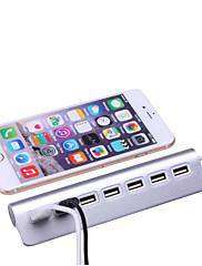 7 priključci aluminija USB 2.0 hub prijenosni čvorište za Apple MacBook Pro Mac računala desktop laptopa prijenosno računalo