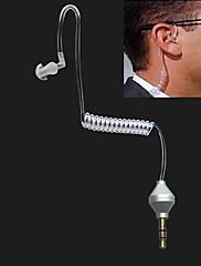 BQ-35 3,5mm vzduch trubka cwxuan ™ proti záření sluchátka pro iPhone 6 plus / 6 / 5s samsung S4 / 5 a další