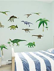 3Dの壁のステッカー壁のステッカースタイル恐竜PVCウォールステッカー