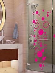 samolepky na zeď lepicí obrazy na stěnu ve stylu nové barvy bublin pvc samolepky
