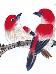 動物 / 植物の / ファッション ウォールステッカー プレーン・ウォールステッカー , PVC 43cm*143cm
