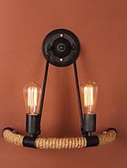LED Zidni svijećnjaci,Moderni / suvremeni Metal