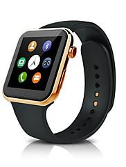 A9 montre intelligente avec le rythme cardiaque pour Apple iPhone 5 5s 6 plus samsung HTC Huawei téléphone intelligent Android