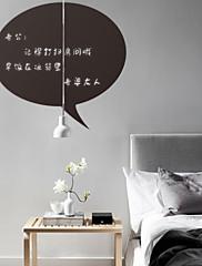 黒板 / ファッション / 抽象 ウォールステッカー 黒板ウオールステッカー , Vinyl stickers 32*30cm