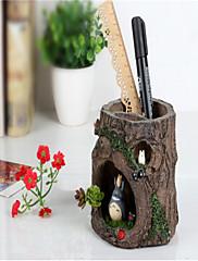 本質的な創造樹脂工芸品の装飾品多機能カラーペン文房具オフィス