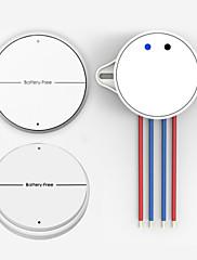 スマート2ギャング電気プッシュ電源ソケット照明スイッチ