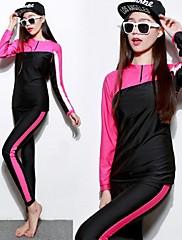 Dámské Mokré obleky Potápěčské Skins Dlouhý neopren Voděodolný Odolný vůči UV záření Yumuşaklık Oboustranný elastan Čínský nylon LYCRA®