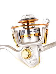 穴釣りリール 5.2:1 10 ボールベアリング 交換可能 ベイトキャスティング / 穴釣り / スピニング / 川釣り / その他 / 鯉釣り / 一般的な釣り - DE150 DEBAO