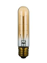 40ワットE27レトロ業界様式の試験管白熱電球