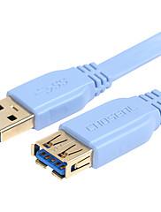 choseal usb3.0a / m-a / f kabel velike brzine