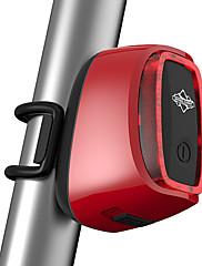 Svjetla za bicikle bar end svjetla Stražnje svjetlo za bicikl LED - Biciklizam Daljinsko upravljanje Vodootporno Može se puniti Szenzor