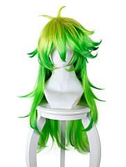 crno-bijele do pritvoru 25 Niko žuta nagib zelena anti - Alice cosplay duga kosa