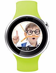 SmarturVandafvisende Lang Standby Brændte kalorier Skridttællere Træningslog Sport Pulsmåler Touch Screen Distance Måling Information