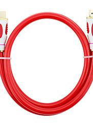 HDMI 2.0 Kabel, HDMI 2.0 to HDMI 2.0 Kabel Samec-samec 5,0 m (16Ft)