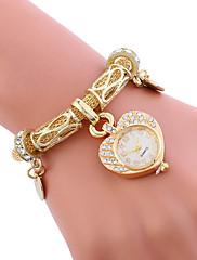 Dámské Ženské Sportovní hodinky Módní hodinky Náramkové hodinky Unikátní Creative hodinky Hodinky na běžné nošení Křemenný Slitina Kapela