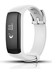 Smart armbånd Brændte kalorier Sport Beskedkontrol APP kontrolSkridtæller Fitnessmåler Aktivitetstracker Sleeptracker Vækkeur