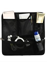 Unisex Skladovací taška Nylon Celý rok Ležérní Bez zipu Černá