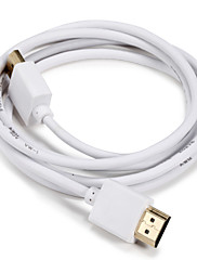 HDMI 1.4 Kabel, HDMI 1.4 to HDMI 1.4 Kabel Han - Han 1.5M (5ft)