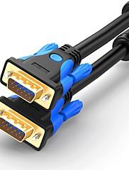 VGA Kabel, VGA to VGA Kabel Han - Han Forgyldt kobber 10,0 mio (30ft)