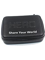 Bolsas Exterior Antichoque Capa Multi funções Para All Action Camera Todos Xiaomi Camera Gopro 5 SJCAM SJ4000Alpinismo Cinema e Música