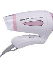 joykoyo 01b secador de cabelo elétrico cabelo ferramentas de baixo ruído salão de beleza vento quente / frio