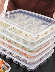 1 キッチン プラスチック 食品の保管