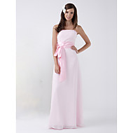 FORTUNA - kjole til bryllupsfest eller brudepige i chiffon