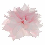 Fleurs Casque Mariage/Occasion spéciale/Casual/Outdoor Mousseline Femme/Jeune bouquetière Mariage/Occasion spéciale/Casual/Outdoor