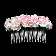 Women's/Flower Girl's Paper Headpiece - Wedding/Special Occasion/Casual/Outdoor Hair Combs
