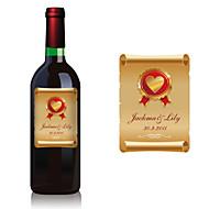 kişiye özel şişe etiketleri - kağıt rulo (30 paket)