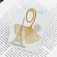Marcadores y Abrecartas(Oro) -Tema Jardín-No personalizado Cobre