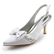 top in raso di qualità superiore tacchi alti slingback colori shoes.more nozze sposa disponibile r-006