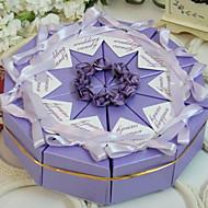 lila Kuchen zugunsten Box (10 Stück)