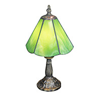 tiffany luz da tabela com 1 luz verde