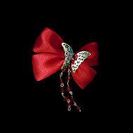 Women's Satin Headpiece - Wedding/Special Occasion Hair Pin