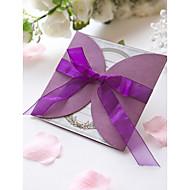 Invitasjonskort Bryllupsinvitasjoner Sjal & Lomme Ikke-personalisert