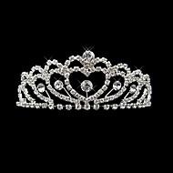 Women's Alloy Headpiece-Wedding / Special Occasion Tiaras