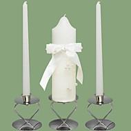 pearl waterfall bryllup enhet lys set-hvite (lysestaker ikke inkludert)