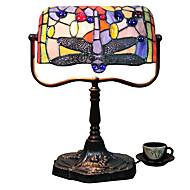 Lampe de table - Tiffany - Résine